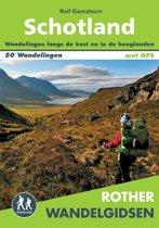 Omslag van 'Rother wandelgids Schotland'