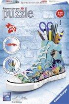 Ravensburger Sneaker Onderwaterwereld - 3D puzzel - 108 stukjes