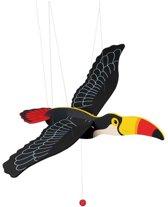 Goki Toucan, swinging animal