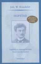 Prominent-reeks 8 - Hofstad