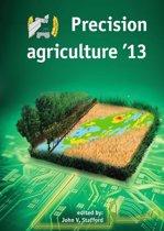 Precision agriculture '13