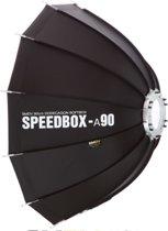 SMDV Speedbox-A90 Bowens