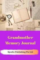 Grandmother Memory Journal