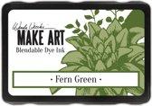 Stempelen - Wendy Vecchi Make art blendable dye ink pad fern green - 1 stuk