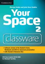 Your Space Level 2 Classware DVD-ROM with Teacher's Resource Disc