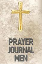 Prayer Journal Men