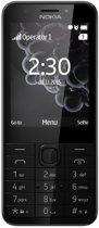 Nokia 230 - dark silver - single sim