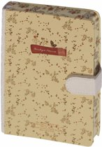 D1356-2 Dreamnotes notitieboek bloemen 13 x 18,5 cm - Tulip