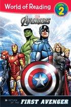 The Avengers: The Return of the First Avenger (Level 2)