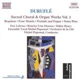 Durufle: Requiem/4 Motets Etc.