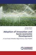 Adoption of Innovation and Socio-Economic Development