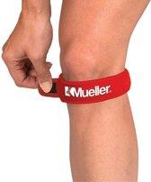 Mueller Jumpers Knie Strap Rood Universeel