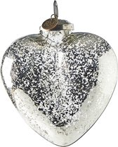 Riviera Maison - Happy Heart Ornament - Kerstbal