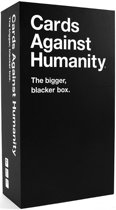 Cards Against Humanity The Bigger Blacker Box Uitbreiding Incl. 1 kaart