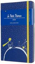 Moleskine 12 Maanden Agenda 2020 - Petit Prince - Wekelijks - Large (13x21 cm) - Planet - Harde kaft