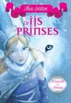 Boek cover De prinsessen van Fantasia 1 - De IJsprinses van Thea Stilton (Hardcover)