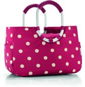 Reisenthel Loopshopper - Maat M -  Ruby Dots