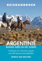 Reishandboek - Argentinië – Buenos Aires en het zuiden