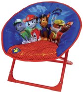 Nickelodeon Paw Patrol Stoel Junior Blauw/rood 53 X 56 X 43 Cm