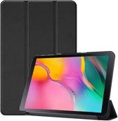 Samsung Galaxy Tab S5e hoesje - Smart Tri-Fold Case - zwart