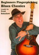 Fred Sokolow - Beginners Fingerpicking Blues Guita