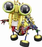 Robot Alien, gemotoriseerd,  LOZ, Diamond Blocks