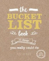 Boekomslag van 'The Bucket List Book'