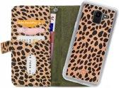 Mobilize 2in1 Gelly Wallet Zipper Case Samsung Galaxy J6 2018 Olive/Leopard