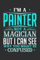 I'm A Painter Not A Magician But I can See Why You Might Be Confused