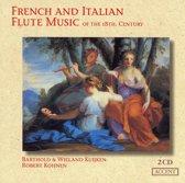 French & Italian Flute  Music Of The/Kuijken, B./Kuijken, W./Kohnen, R.