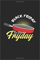 Black friday black fryday: 6x9 Black Friday - lined - ruled paper - notebook - notes