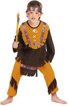 Indianen kostuum voor jongens - Verkleedkleding - 104/110