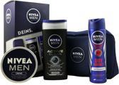 Nivea Men 4-Delige Geschenkset