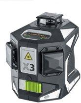 Laserliner X3-Laser Pro Kruislijnlaser