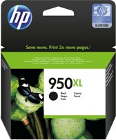 HP 950XL - Inktcatridge  / Zwart / Hoge Capaciteit