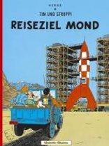 Kuifje vreemdtalig Mannen op de maan (Duits)