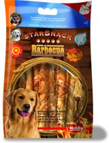 Nobby StarSnack Barbecue Wrapped Chicken - Hond - Snack - 12,5 cm - 2 x 113 gr