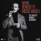 Arturo Benedetti Michelangeli - The Complete Warner Recordings