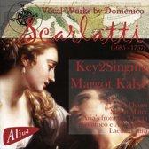 Vocal Works By Domenico Scarlatti