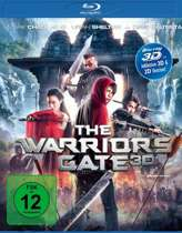 The Warriors Gate (3D Blu-ray)