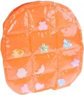 Toi-toys Opblaasbare Rugzak 25 X 30 X 14 Cm Oranje