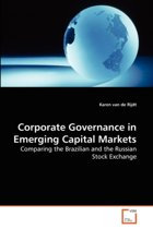 Corporate Governance in Emerging Capital Markets