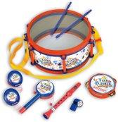 Bontempi Muziekset Toy Band 9-delig