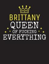 BRITTANY - Queen Of Fucking Everything