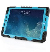 Spider Case voor iPad Air 2 zwart/blauw