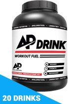 AP Workout Drink - Alles in één Sportdrank - 700 gram / 20 drinks