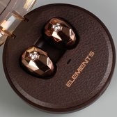 Monster AirLink Elements Bluetooth Draadloos In-Ear koptelefoon - True Wireless - Rosegold