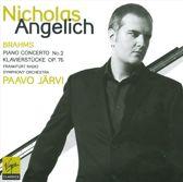 Brahms: Piano Concerto No. 2; Klavierstucke