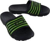 JAKO Jakolette - Slippers - Kinderen - Maat 28 - Zwart/Groen