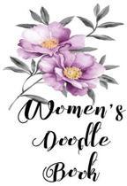 Women's Doodle Book
